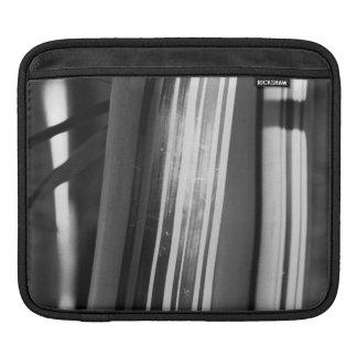 Bamboo closeup iPad sleeve