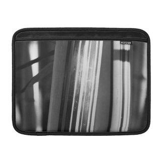 Bamboo closeup MacBook air sleeves