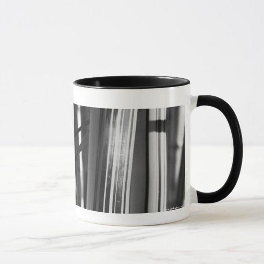 Bamboo closeup mug