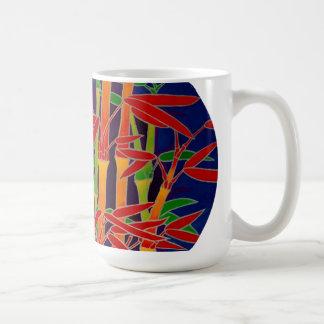 bamboo coffee mug