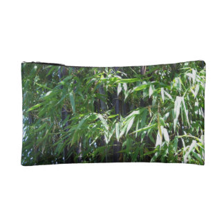 Bamboo Cosmetic Bag or Clutch