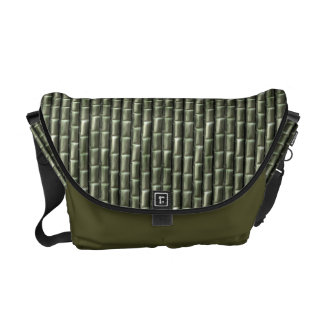 Bamboo Courier Bag