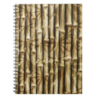 Bamboo Design Notebooks