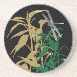 Bamboo dragonfly Coaster