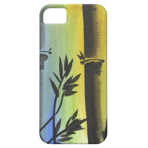 Bamboo Dream iPhone 5 Cases