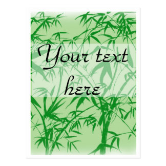 Bamboo Dreams Post Cards