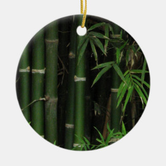 Bamboo ... Fao Rai, Nong Khai, Isaan, Thailand Ceramic Ornament