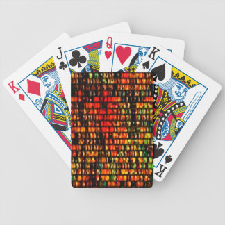 Bamboo Fire Bicycle Playing Cards