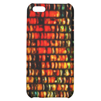 Bamboo Fire iPhone 5C Cover
