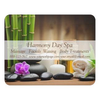 Bamboo Flower Oil Zen Spa Massage Door Sign  sc 1 st  Zazzle & Door Signs | Zazzle