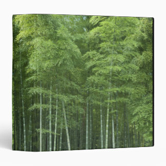 Bamboo Forest 3 Ring Binder