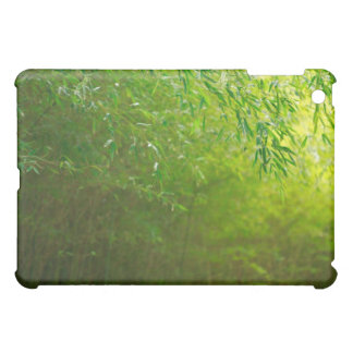 Bamboo forest case for the iPad mini