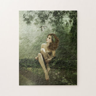 Bamboo Forest Idyll Puzzle