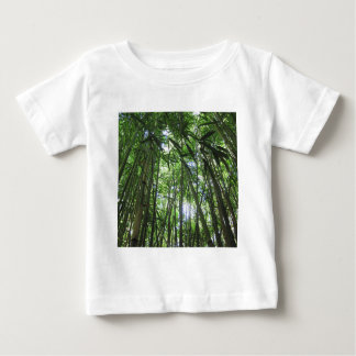 Bamboo Forest Maui Hawaii Tropical Jungle Trees Baby T-Shirt