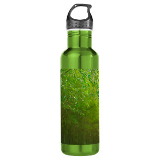 Bamboo forest water bottle