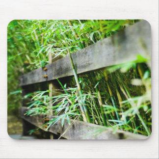 Bamboo (FreeWallpaperBlog.com) Mouse Pad