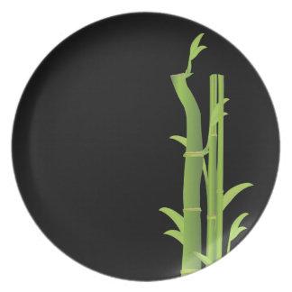 Bamboo Fresh Dinner Plate