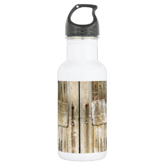 Bamboo gates stainless steel water bottle