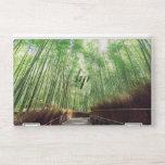 "Bamboo Grove | Arashiyama, Kyoto, Japan HP Laptop Skin<br><div class=""desc"">This photo features a bamboo grove in Arashiyama,  Kyoto,  Japan.</div>"