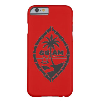 Bamboo Guam Seal Case iPhone 6 case