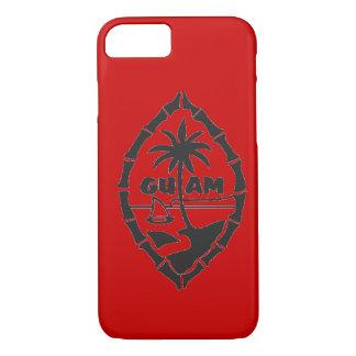 Bamboo Guam Seal Case iPhone 7 case