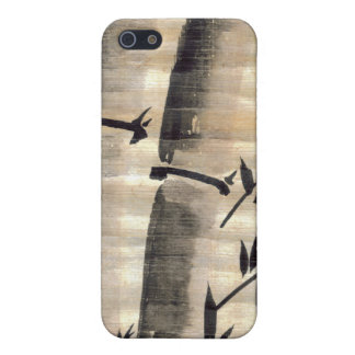 Bamboo Ink on Papyrus Art Covers For iPhone 5
