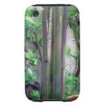 bamboo iPhone 3 tough covers