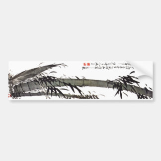 Bamboo - Kim Gyu-jin (1868 - 1922) Bumper Sticker