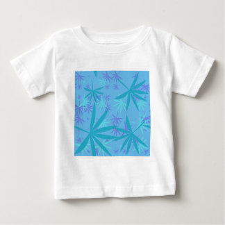 Bamboo Leaves Baby T-Shirt