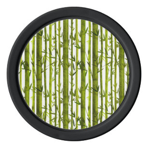Bamboo Lessons Poker Chip Set