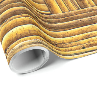 Bamboo Mat 1 Wrapping Paper