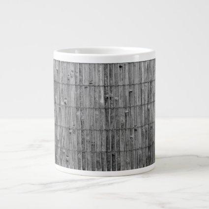 bamboo mat bw 2 background .jpg extra large mug