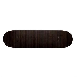 Bamboo Mat Skateboard Deck