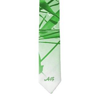 Bamboo Monogrammed Tie