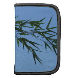 bamboo on sky of clouds organizer