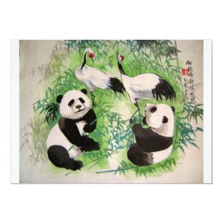 bamboo orchestra card