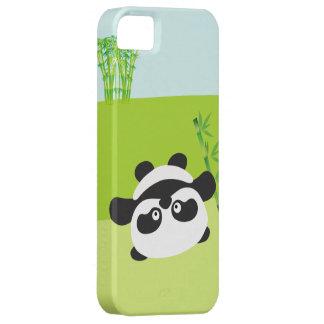 Bamboo Panda iPhone Case