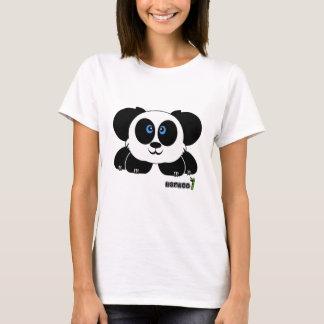 Bamboo Pudgie Pet T-Shirt