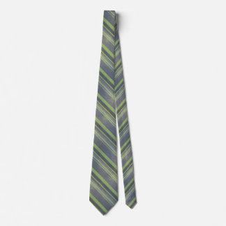 Bamboo: Purple Stripes Tie
