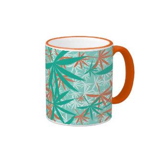 Bamboo Rush Ringer Mug