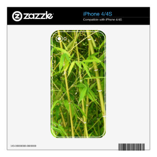 Bamboo Skin For The iPhone 4