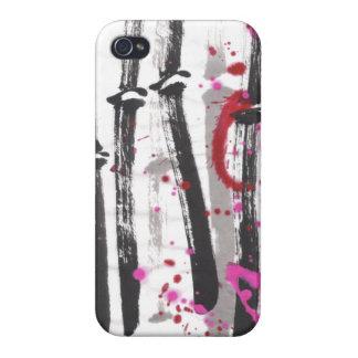 Bamboo Splash iPhone Case iPhone 4 Cases