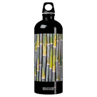 Bamboo Stalk Closeup Aluminum Water Bottle