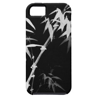 Bamboo Stalks Black-and-White l Oriental Zen Touch iPhone SE/5/5s Case