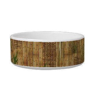 Bamboo Tapa Cloth Bowl