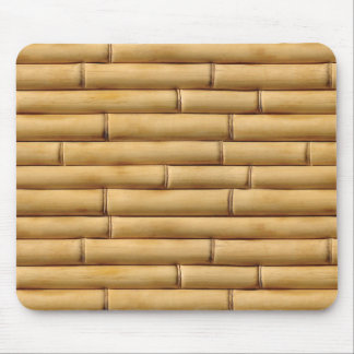 Bamboo Texture Background Mousepads