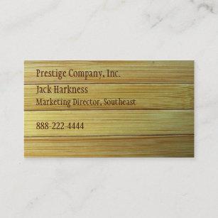 Bamboo business cards templates zazzle bamboo texture business card colourmoves