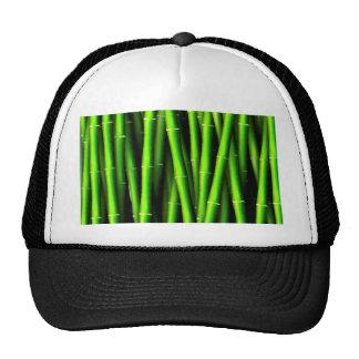 Bamboo tree natural pattern hipster fun trendy chi hats