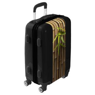 Bamboo Wall Luggage Suitcase