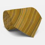 Bamboo: Yellow Stripes Tie
